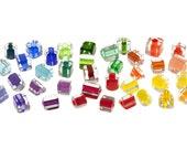 David Christensen Beads Solid Chub Variety Mix M185