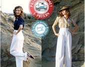 E-Pattern- Smooth Sailing 1930s TROUSERS Pants Shorts- Size Pack B- Wearing History