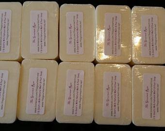 10 lb GOATS MILK SOAP Base Melt and Pour Goat Goat's Glycerine 100 All Natural Wholesale Bulk
