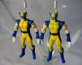 Wolverine Earrings