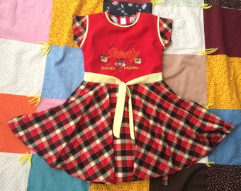 Sweetheart Dress Girls 5/6