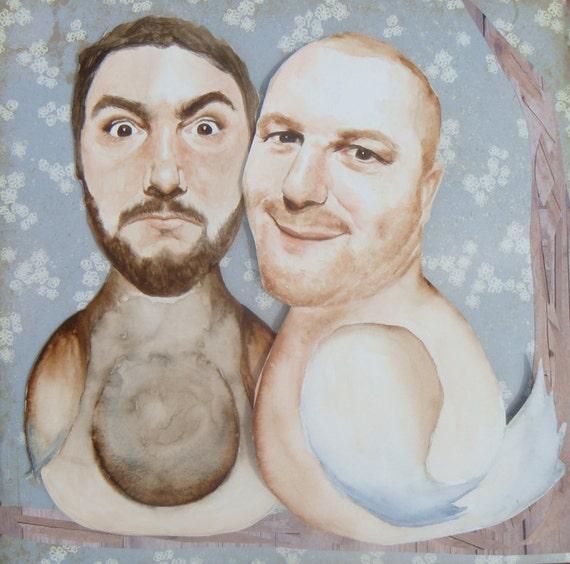Original Hand Painted Portraits