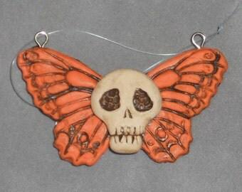 O Butterfly Skull, Pendant