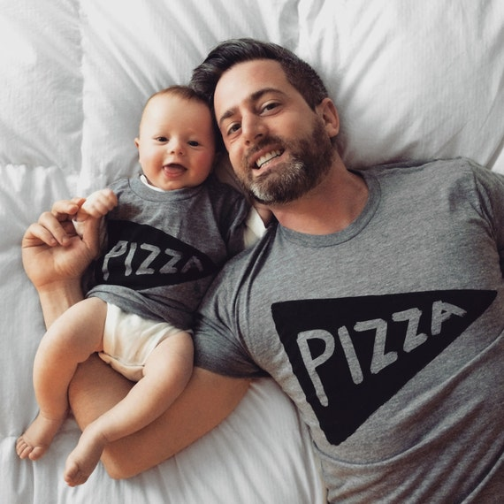 Father Son Tshirts Pizza Shirts Best Friend Funny