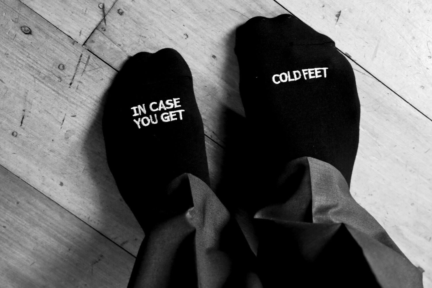 Cold feet while dating