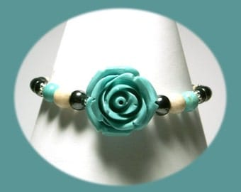 Turquoise Rose 581.2