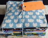 Vintage fabric bundle #3