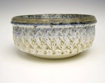 Contemporary ceramic planter Succulent planter Modern Planter Cactus pottery planter Herb pot White Free Ship  6 1/2  x 3  Free Shipping v-2