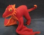 Smaug the Stuffed Dragon