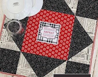 Dish Drying Mat - Download Pattern