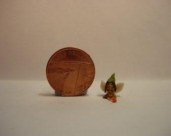 Quarter scale miniature pixie fairy figure