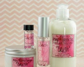 Crush Scent of the Month |Hand Lotion, Body Cream, Body Oil, and Scrubs in the Sweet Scent of  Sugar, Blackberry, Candy, Musk