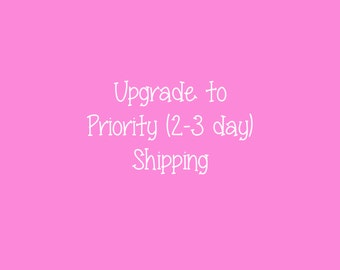 Priority Mail Shipping Upgrade US ONLY