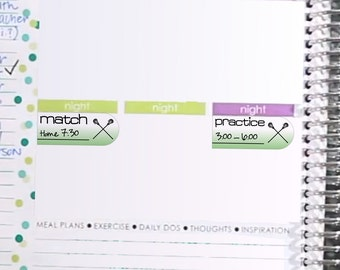 Lacrosse Sticker Printable - Instant Download - Planner Stickers