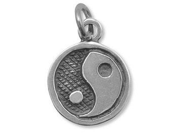 Yin yang pendant etsy aloadofball Choice Image