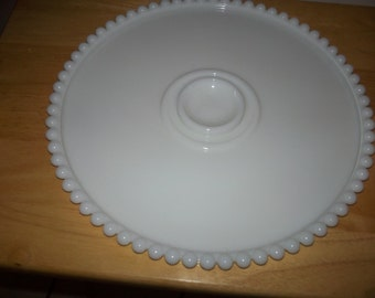 Large white tray