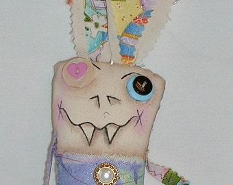 Mini Easter Bunny - Rabbit - Monster Doll V-15