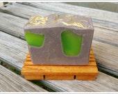 Atomic Iced Tea Handmade Soap