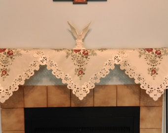 Shop for mantel scarf on Etsy