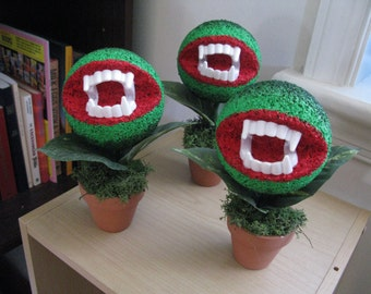 Audrey 2 Little Shop of Horrors Man Eating Plant FEED ME!!!