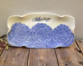 Blessings Serving dish