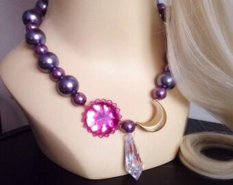 ALDNOAH ZERO Princess Asseylum Vers Allusia cosplay necklace