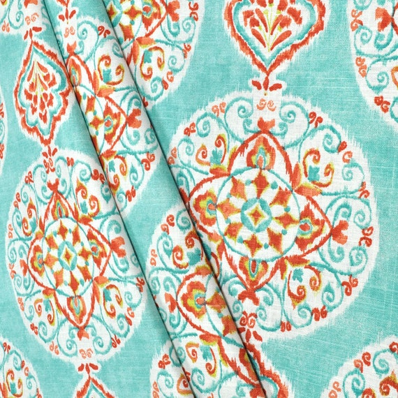 Related Keywords Amp Suggestions For Orange And Teal Curtains