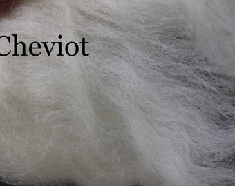 Cheviot Combed top