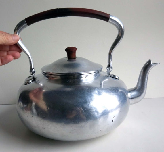 Electric Kettle Made In Germany ~ Vintage aluminum tea kettle made in germany watering can