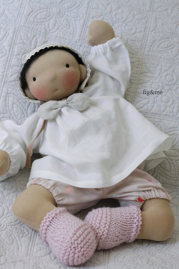 PDF Knitting Pattern, Doll Clothing, Baby Doll Clothes ...