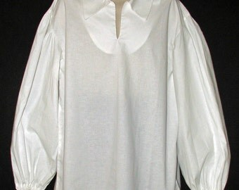 Men's Pirate / Colonial Shirt