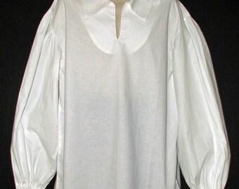 Men's Pirate / Colonial Shirt