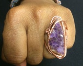 Amethyst Quartz Crystal C...