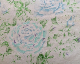 Floral Vintage Sheet Fat Quarter