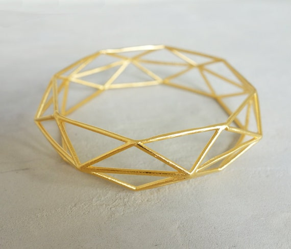 Structure Bracelet Architectural Jewelry Urban Jewelry