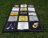 T shirt Sports Quilt with Your  Tee Shirts
