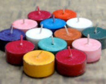 Deep DISCOUNT on Selected Tea Light 6 Packs