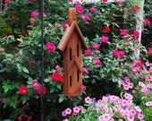 Rustic Butterfly House, Hanging Butterfly House, Butterfly House, Butterfly Houses, Garden Gifts