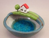 Hilltop Cottage...Small Bowl
