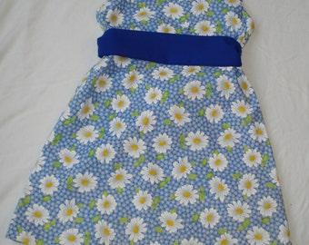 Size 6 Summer Dress  Daisies