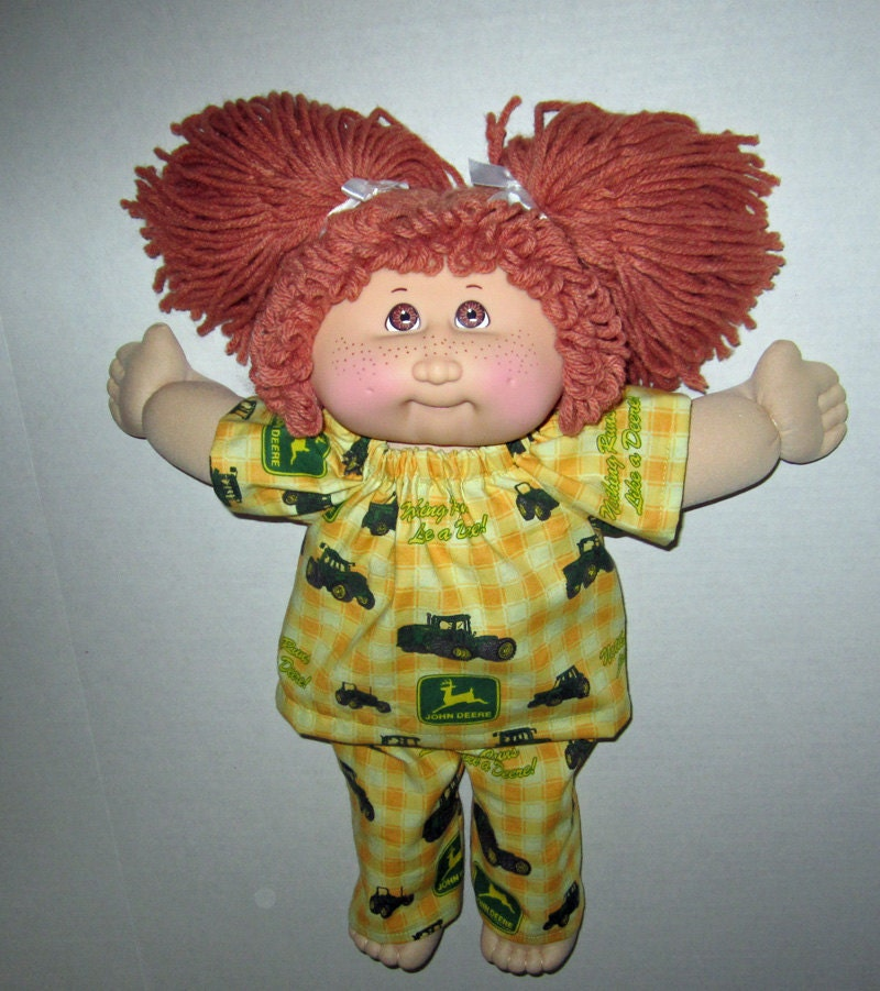 cabbage patch 15 16 inch doll clothes deere
