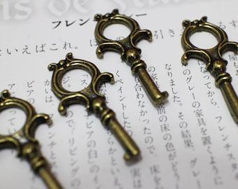 The bronze key 1