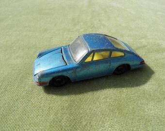 Very Rare 1963 Porsche 901 SIKU V234-V235 Diecast Metal Car - Siku - Germany - Early Porsche 911 Toy Car