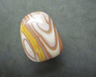 Rhyolite wonder stone jasper freeform stone cabochon