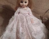 Vintage Madame Alexander Cinderella Doll Ballgown