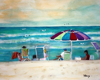 Just Another Day in Paradise on Long Beach Island SIGNED PRINTS 8X10-15.00,11x14 -25.00,13X19-35.00.Message me and I will list them for you.