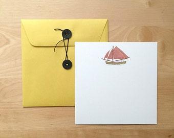Ship Notecard