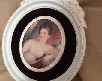 Victorian Lady Picture