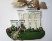 Custom Listing for bearchick81- one Custom House Ornament- a cherished keepsake of your home