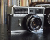 1960's Ansco Autoset 35mm Film Rangefinder Camera